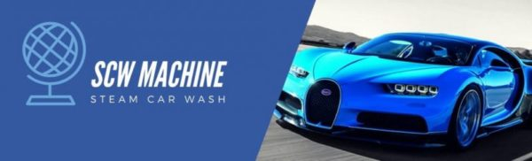 Steam Car Seat Washing Machine