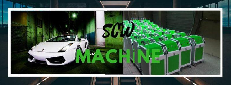 Buharlı oto yıkama makinaları