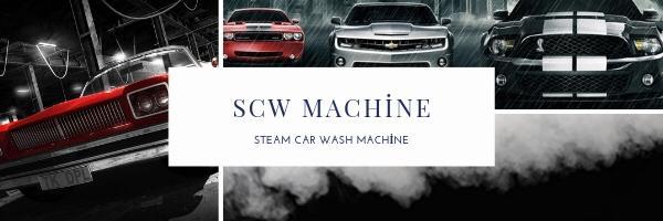 buharlı yıkama makineleri