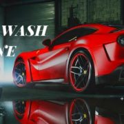 Luxury nano steam car wash machine